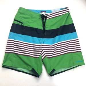 Patagonia Men's Size 36 Wavefarer Board Shorts NWT